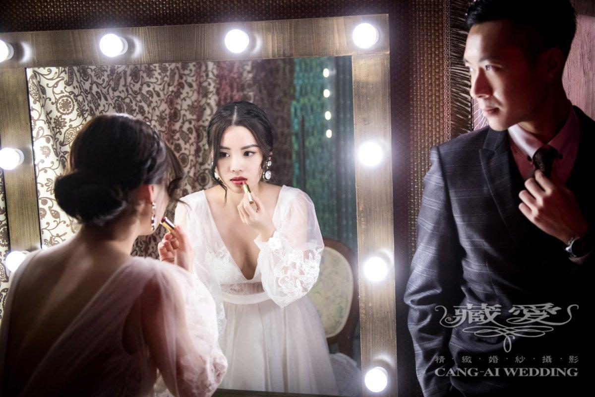 藏愛婚紗-東方明珠亞洲國際都會|香港婚紗照 海外旅拍