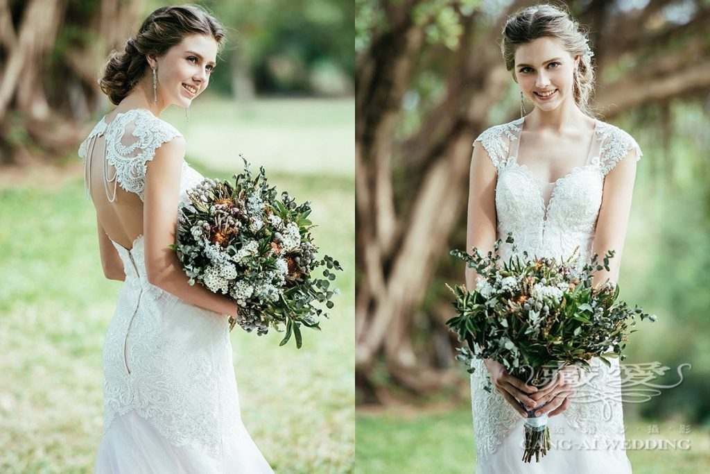 wedding gown double 6 1